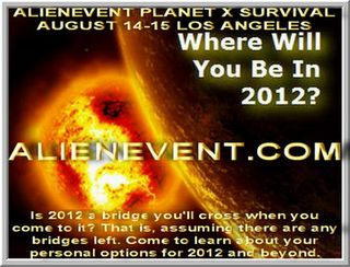 ALIENEVENT AUG 14-15 2010