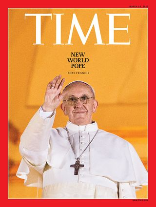 1-NEW WORLD POPE