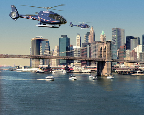 Helicopters nyc